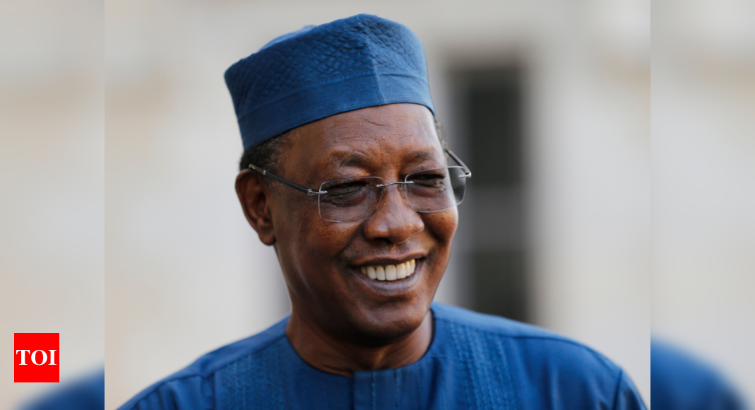 Military says that Chad's president Idriss Deby Itno killed on battlefield