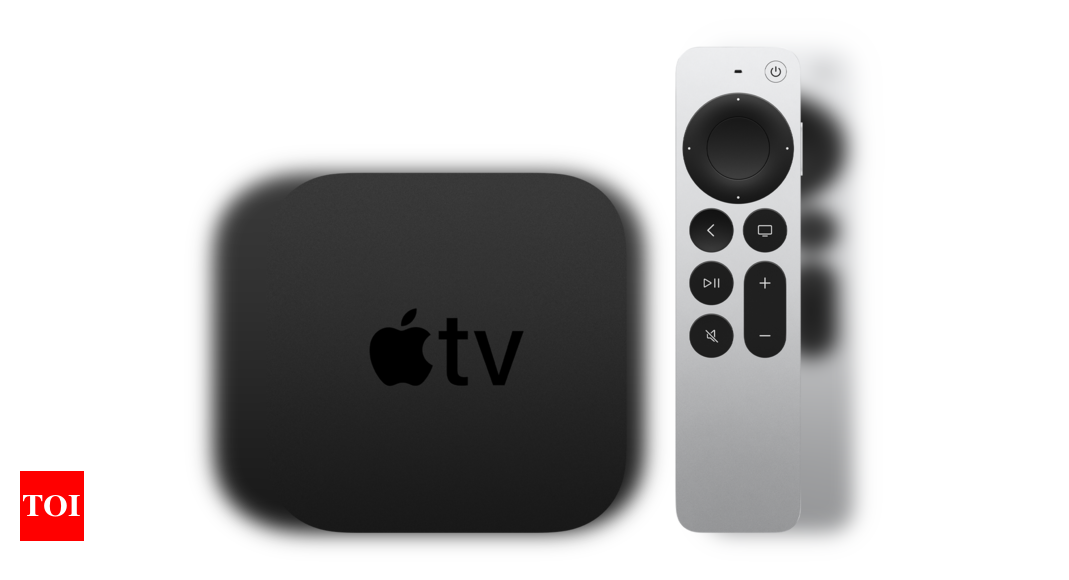 Apple introduces new Apple TV 4K in India: Price, availability – Times of India