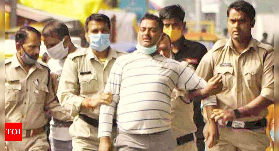 UP cops get 'clean chit' in Vikas Dubey killing