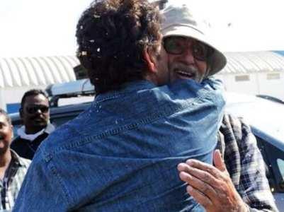 Babil wants to work with Amitabh Bachchan