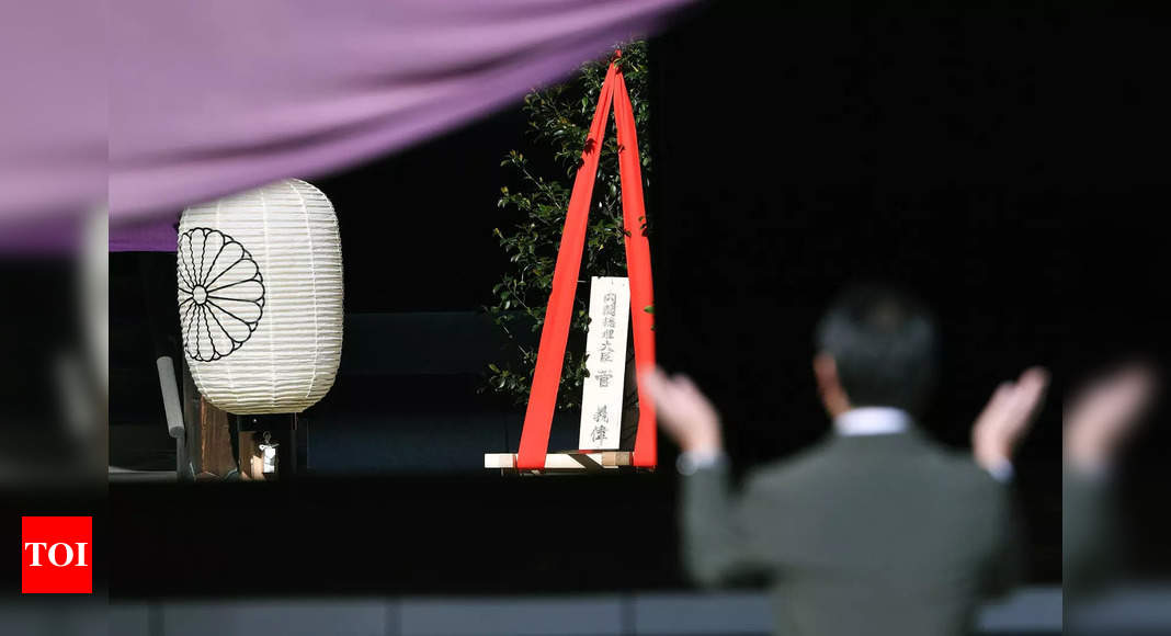 Japan PM sends offering to controversial shrine honouring war dead