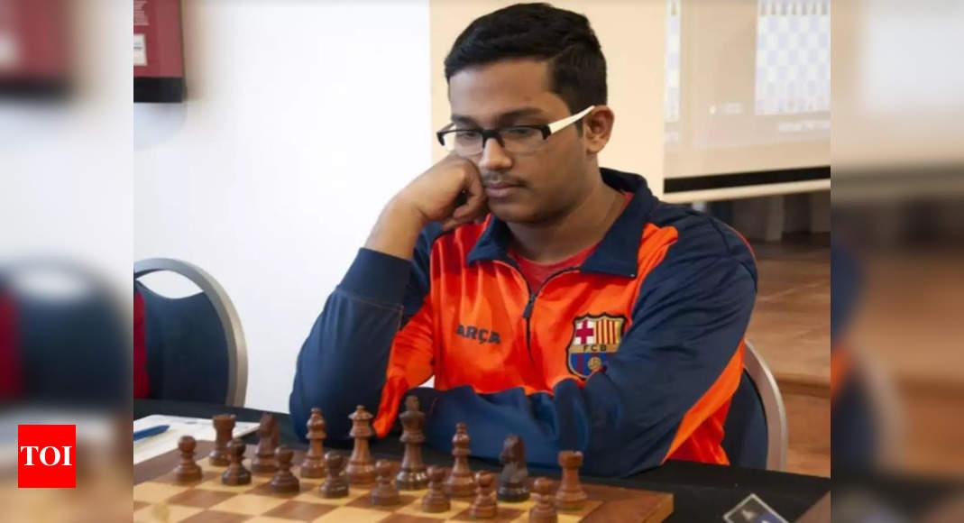 Chennai boy Arjun Kalyan becomes India's 68th Grandmaster    Chennai News