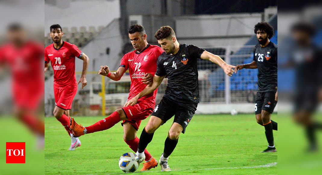 AFC Champions League: FC Goa go down 1-2 against Persepolis FC