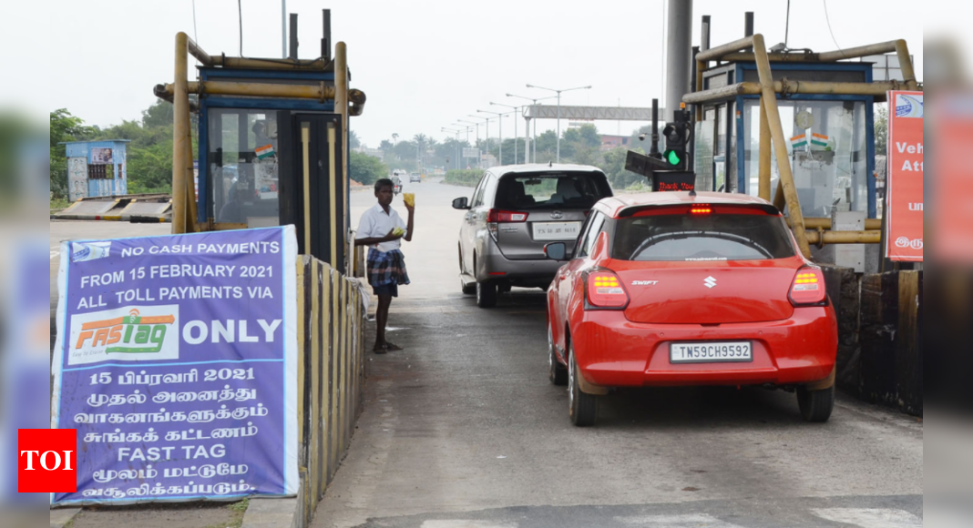 NHAI puts GPS-based tolling on fast-track, invite bids for consultant