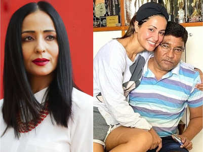 Lataa Saberwal on Hina's father's demise