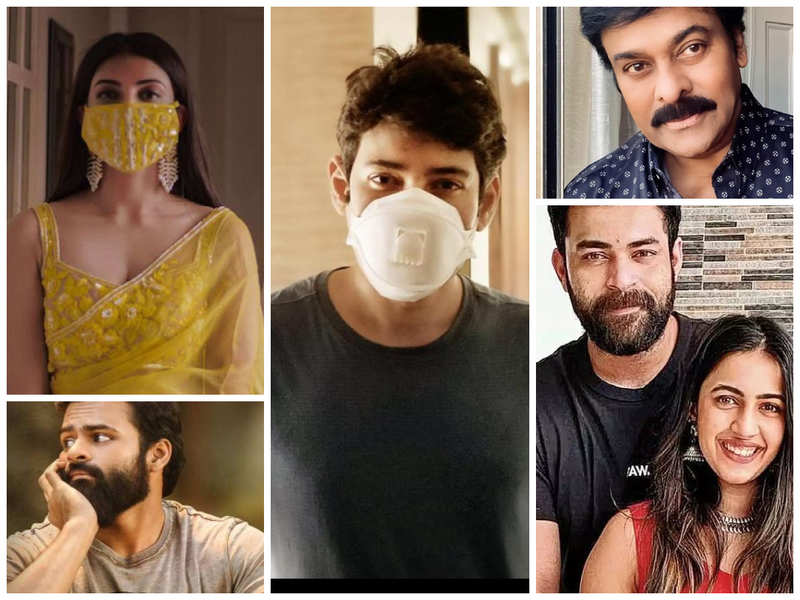"Tollywood celebs urge fans to ""stay home stay safe"" as Covid-19 cases spike"