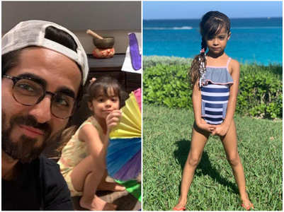 Ayushmann's B'Day wish for daughter Varushka