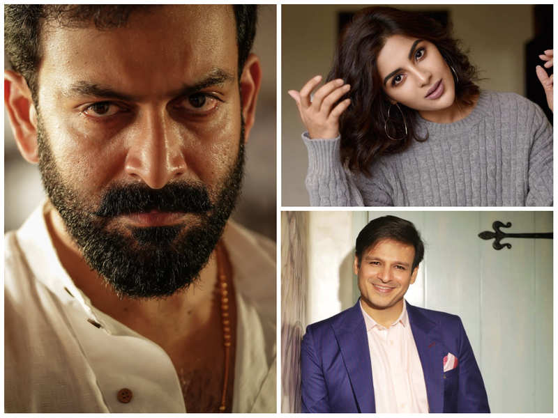 Confirmed! Vivek Oberoi and Samyuktha Menon are part of 'Kaduva' cast