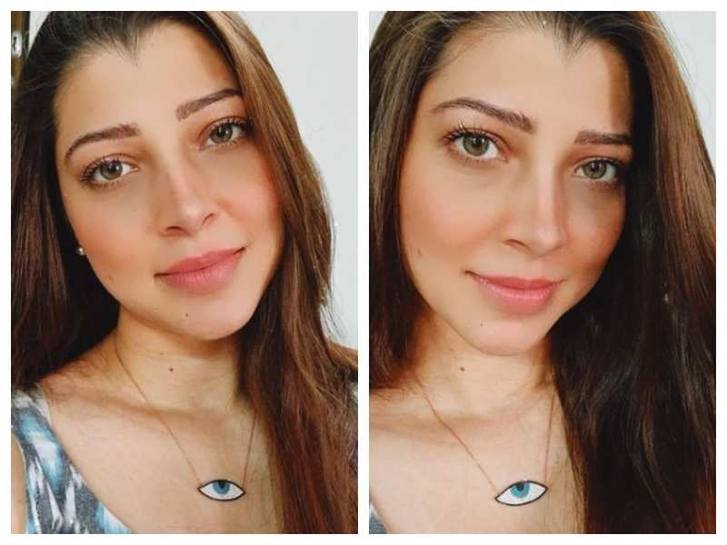 Tejaswini Pandit's latest selfie is a treat for the sore eyes