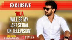 Roja will be last serial on television: Sibbu Suryan