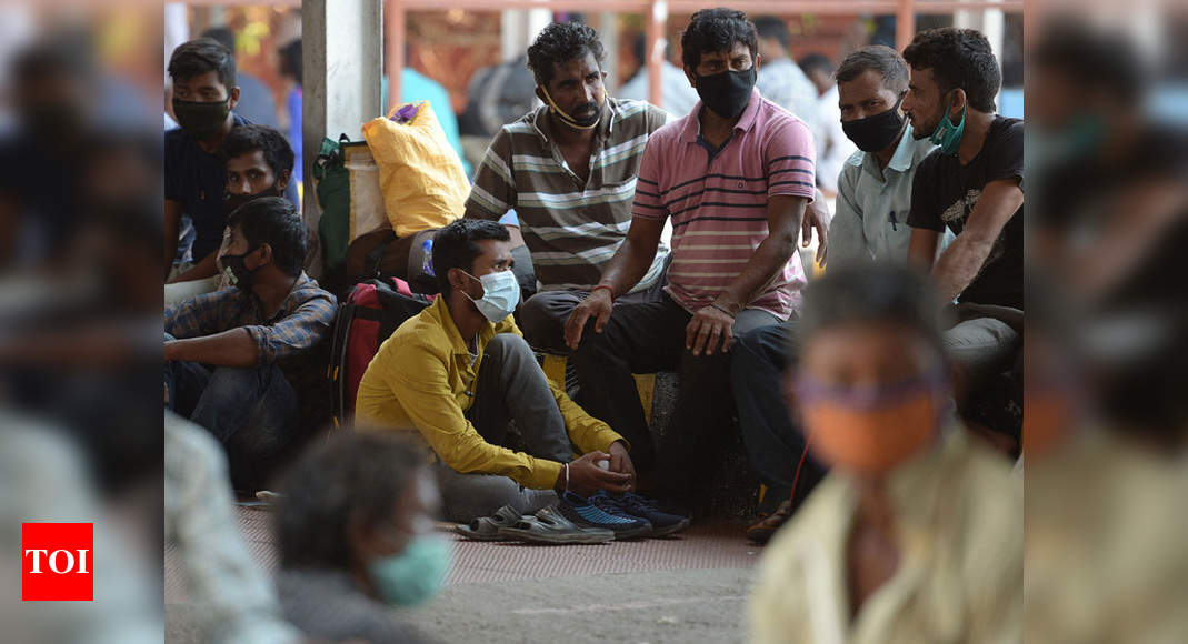 Covid-19 cases India: One million cases in 4 days, record deaths: India's Covid 'storm' in 10 charts   India News – Times of India