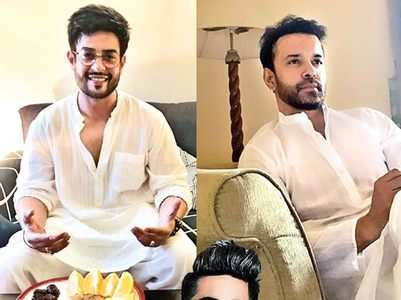 Celebs on Ramzan 2021: Virtual iftar meets