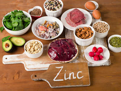 Zinc-rich foods that can help to boost immunity
