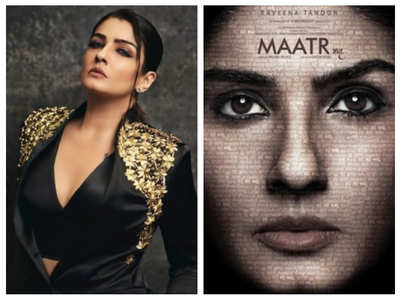 Raveena Tandon on 4 years of 'Maatr'