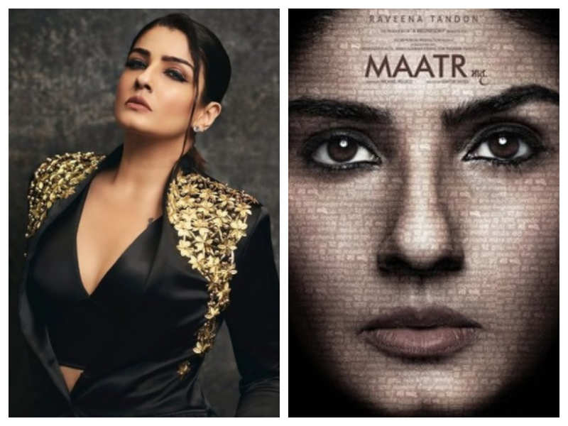 Exclusive interview! Raveena Tandon on 4 years of 'Maatr': The film was challenging as it emotionally scars you