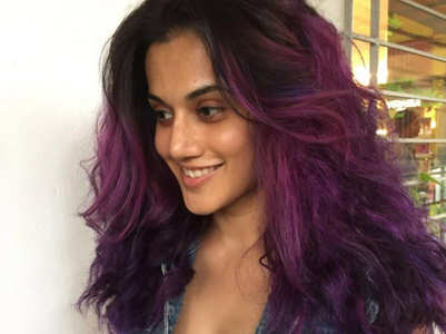 Celebs who have dyed hair in bright colours