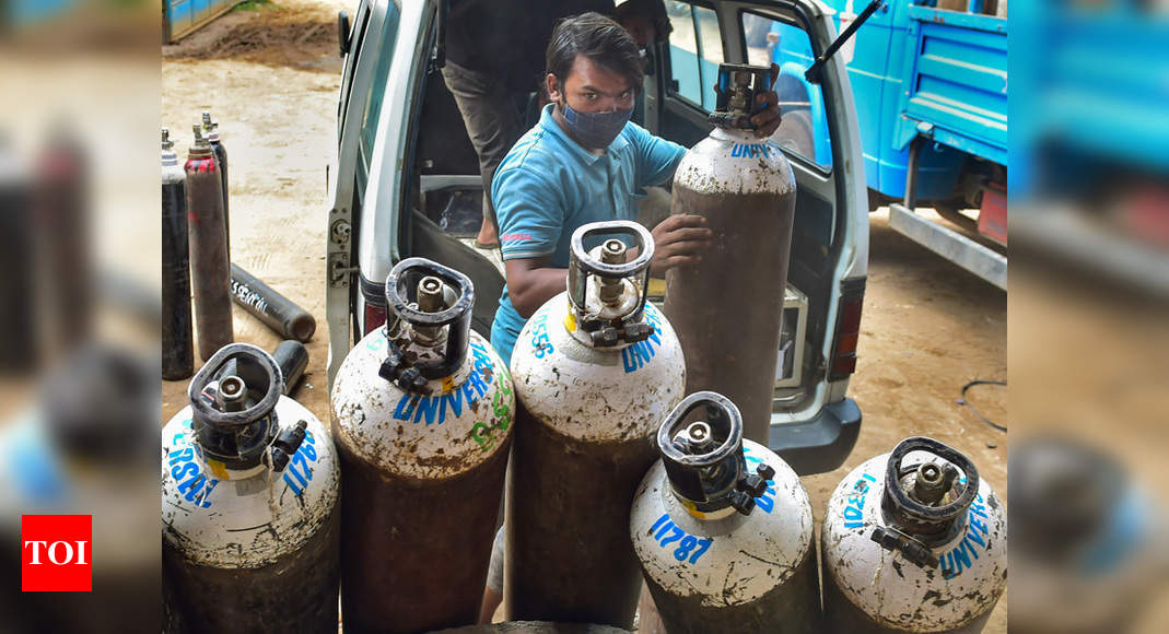 Why does the Center not wake up to the gravity of the situation, asks Delhi HC in the middle of an oxygen crisis |  India News