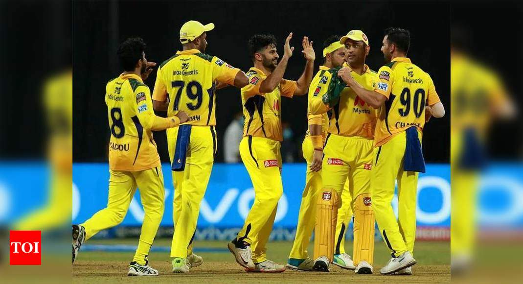 IPL 2021: Faf du Plessis and Deepak Chahar set up CSK's 18-run win over KKR