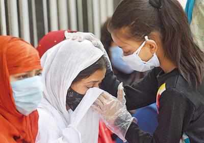 New Delhi running out of medical oxygen as India grapples with coronavirus 'storm'