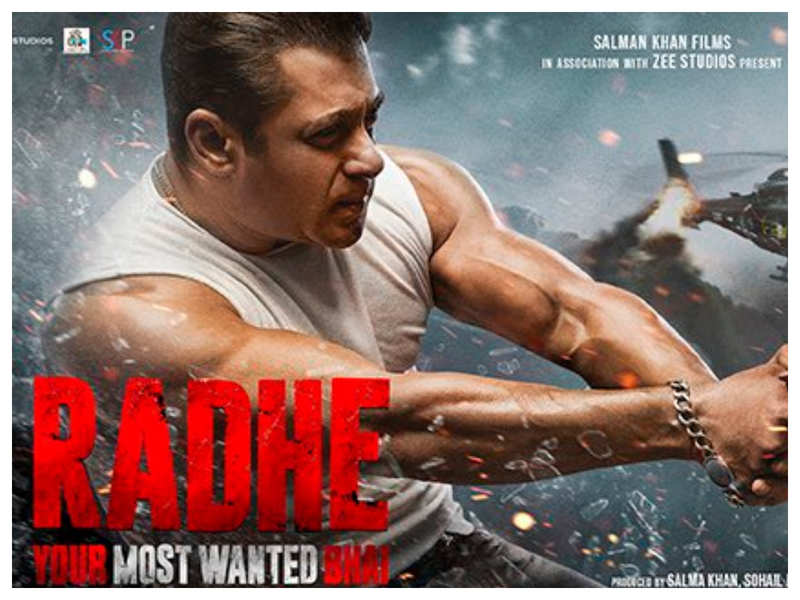 'Radhe: Your Most Wanted Bhai' trailer: Salman Khan promises an action-packed Eid extravaganza