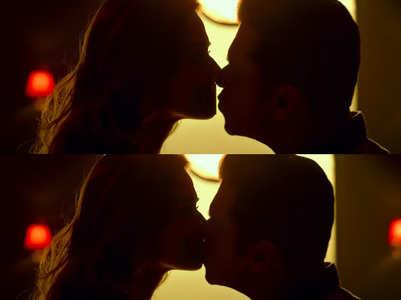Radhe: Salman's 1st on-screen kiss with Disha