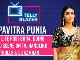 Exclusive - #Tellyblazer Pavitra Punia_ My upbringing is such, can never do bold scenes on TV
