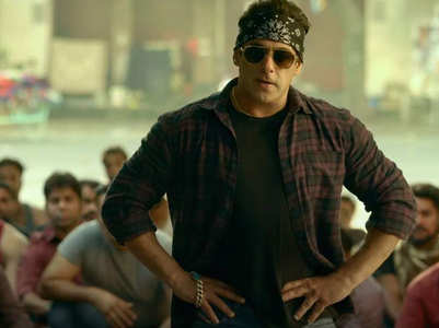 Salman's fans call Radhe trailer Dhamakedaar