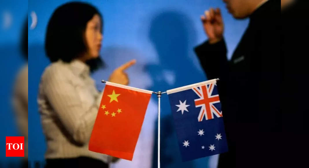 China warns of 'serious harm' to relations as Australia scraps BRI deal – Times of India