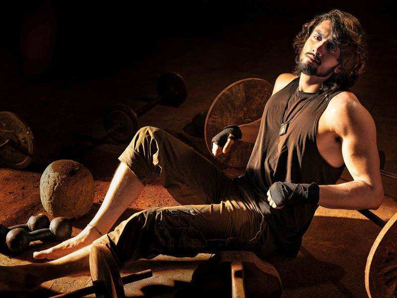 Upendra's nephew Niranjan wants to make it in films on his own merit