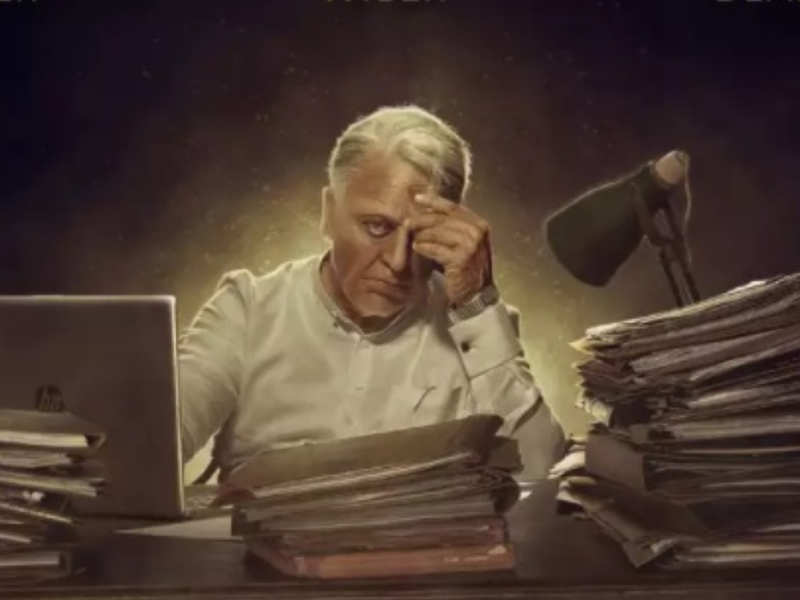 Court directs Kamal Haasan's Indian 2 team to sort out issues