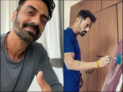 Arjun Rampal tests negative for Covid-19