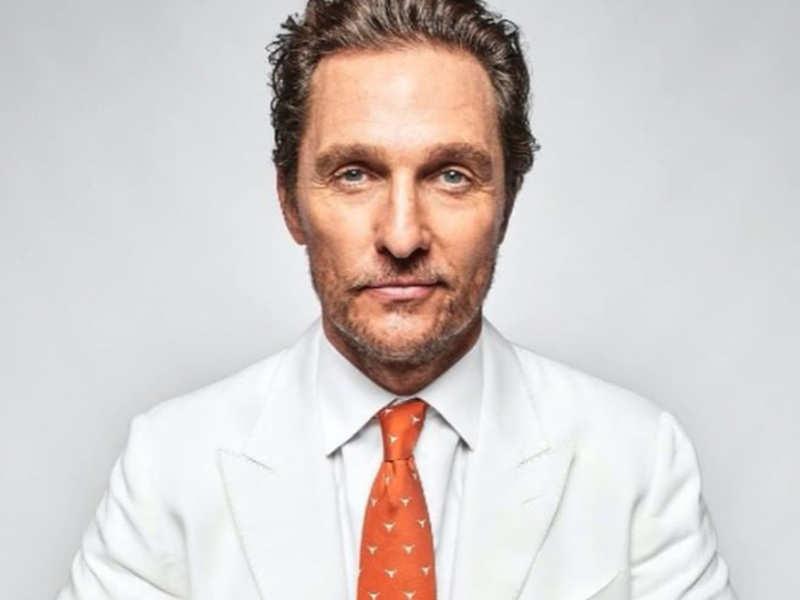 Pic: Matthew McConaughey Instagram