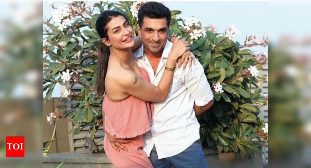 Exclusive!  Eijaz Khan: If it weren't for COVID, I would write poems for Pavitra and share on social media as a birthday present
