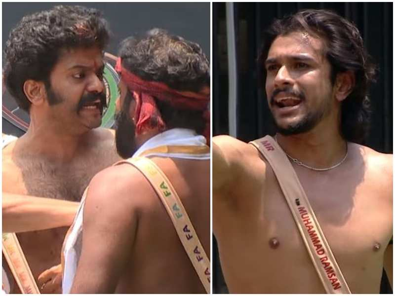 Bigg Boss Malayalam 3 preview: Weekly task to turn fiercer as Ramzan throws chappal on the opposing team