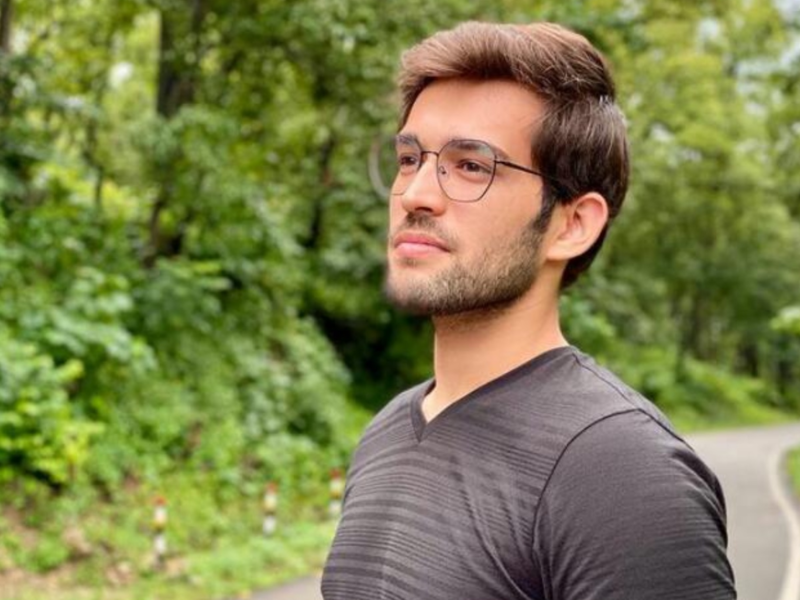 #EarthDay: I'm addicted to exploring nature, I always try not to spend my free time vacationing around concrete buildings and structures: Manan Chaturvedi