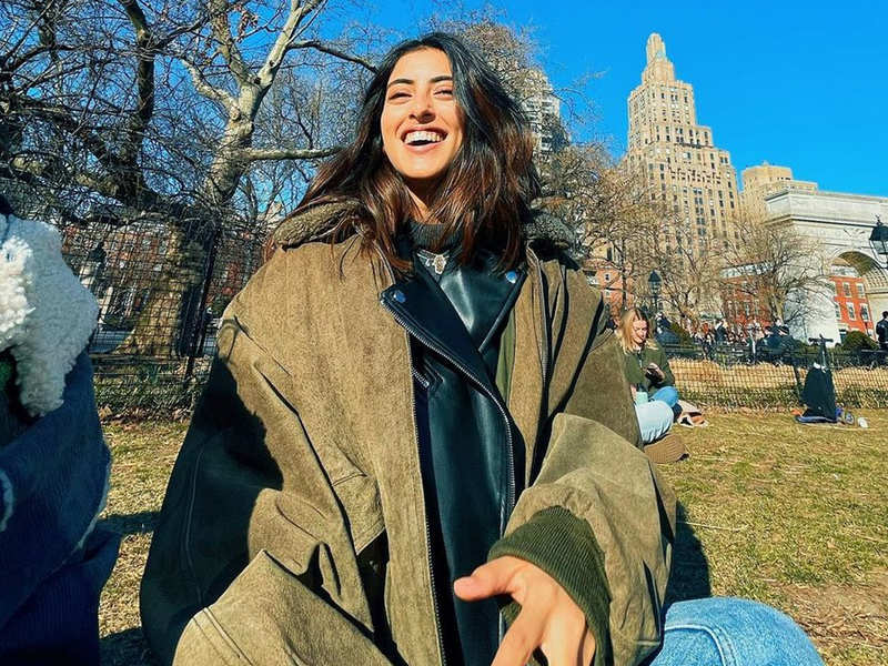 Amitabh Bachchan's granddaughter Navya Naveli Nanda shares a post about 'being grateful in difficult times'