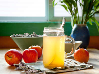 3 ways to drink ACV to boost your immune health
