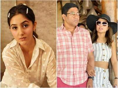Ashnoor on Hina Khan's father's demise