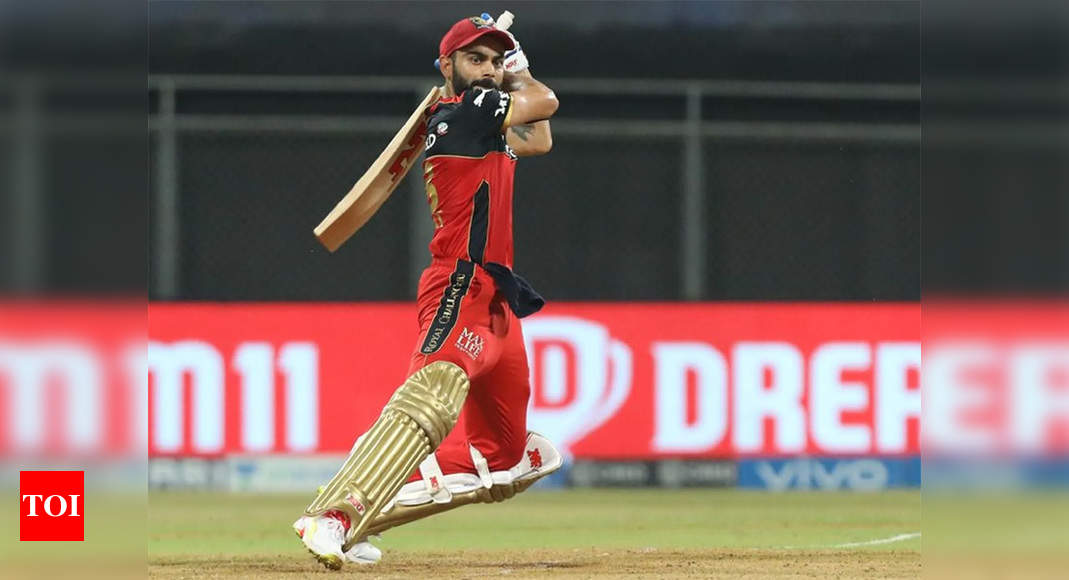 Virat Kohli becomes first batsman to complete 6,000 runs in IPL   Cricket News – Times of India