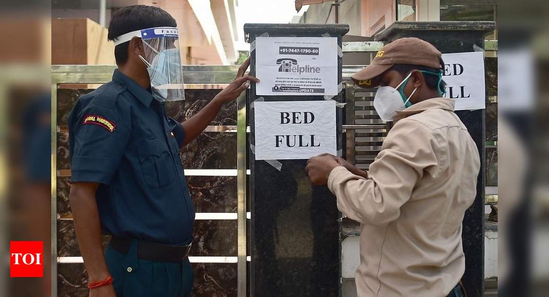 Explained: How the second wave of coronavirus engulfed India   India News – Times of India