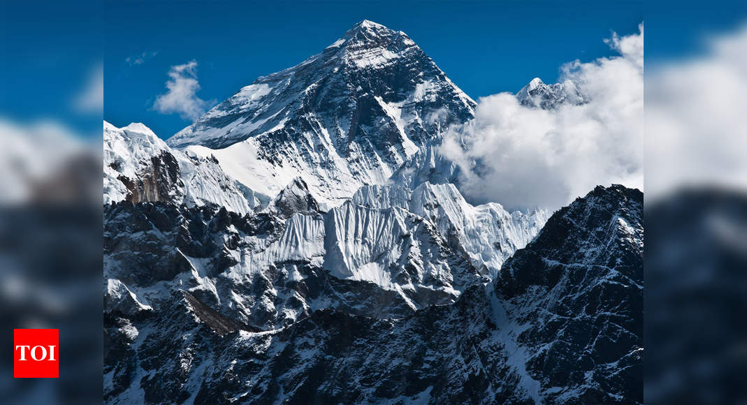Coronavirus reaches Everest as climber tests positive – Times of India