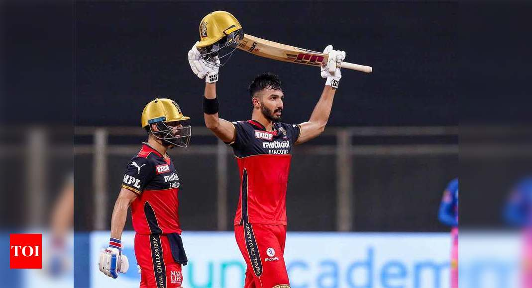 Devdutt Padikkal's ton leads RCB to 10-wicket win over hapless Rajasthan Royals