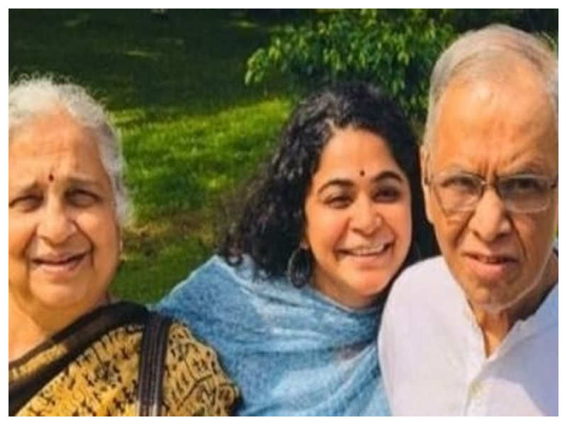 """Ashwiny Iyer Tiwari opens up about her upcoming film on Narayan and Sudha Murthy, calls it her """"most cherished project"""""""