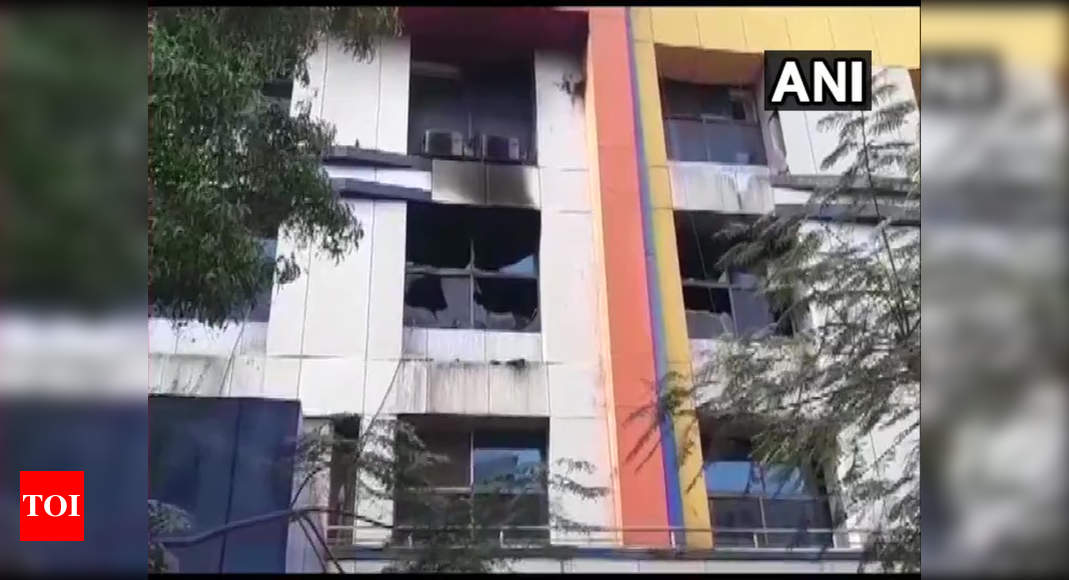 Virar fire: 13 Covid-19 patients die at private hospital fire in Maharashtra; CM orders probe