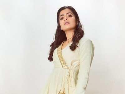 Rashmika's best ethnic looks