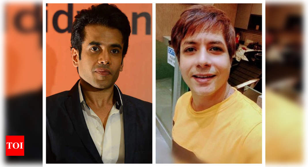 Tusshar Kapoor mourns the loss of Amit Mistry