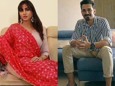 Abhinav praises Arshi for positive attitude