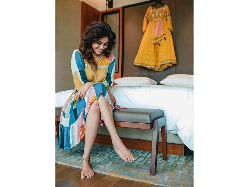 "Ranjini Haridas receives celeb's birthday messages praising ""bold, beautiful"" nature"