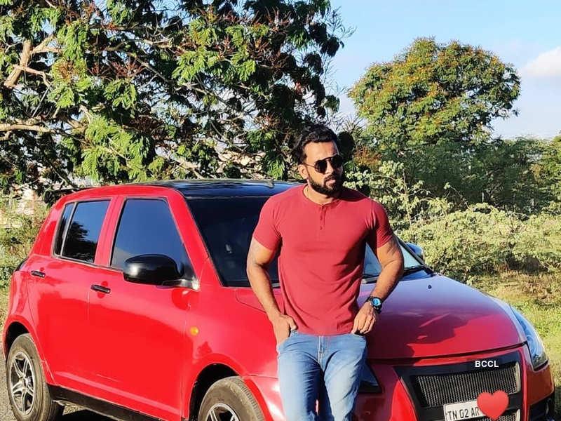 Raghul Kanagaraj joins the cast of 'Eeramaana Rojaave'; details inside (Photo - Instagram)