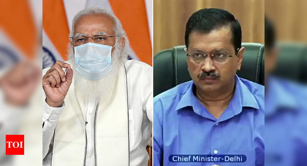 'Inappropriate': PM Modi objects to 'protocol break' during meeting; Delhi CM expresses regret